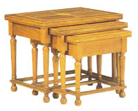 Flagstone Furniture - Nest of Tables DW23