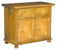 Flagstone Furniture - 2 Door Sideboard DW31 (1 internal shelf)