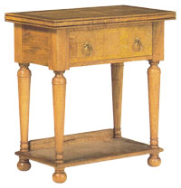 Flagstone Furniture - Hall Table DWGA