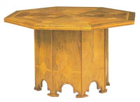 Flagstone Octagonal Dining Table DWGE4