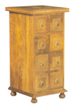 Flagstone Furniture - 8 Drawer CD Chest DWGF3
