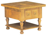 Flagstone Furniture - Lamp Table DWGH