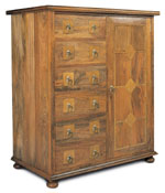 Flagstone Bedroom Furniture Century Chest DW15