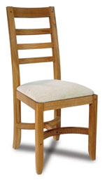ISO Furniture - 'Lindsay' Wooden Side Chair IS27