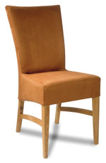 ISO Furniture - 'Gilly' Microfibre Side Chair IS32