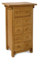 ISO Furniture - 8 Drawer & Flip Chest IS34