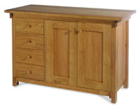 ISO Furniture - Small Sideboard IS41