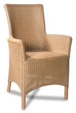ISO Furniture - Lloyd Loom Arm Chair LLAC