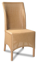 ISO Furniture - Lloyd Loom Side Chair LLSC