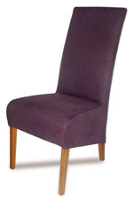 ISO Furniture - Sabrina (Available in Cream, Brown and Violet)