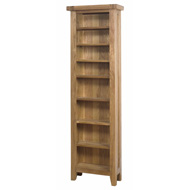 Tall CD/DVD Bookcase