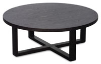 Max Furniture - Round Coffee Table MAX30