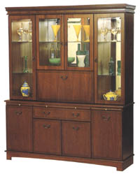 Quinn Furniture 5ft Drinks Cabinet
