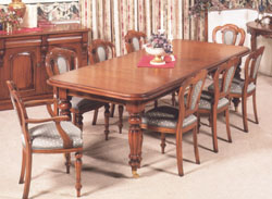Sutton Park Furniture - Winding Dining Table SP700