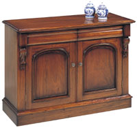 Sutton Park Furniture - 2 Door Chiffonier SP299A