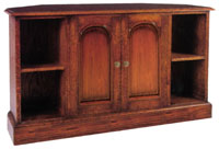 Sutton Park Furniture - TV Corner Cabinet SP51