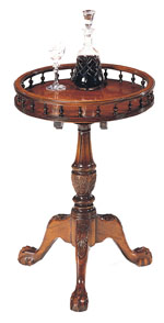 Sutton Park Furniture - Gallery Table SP92G
