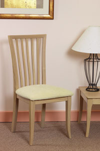 Vale Furniture Slatted Chair