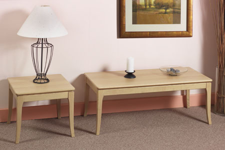 Vale Furniture Coffee and Lamp Tables