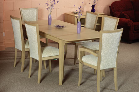 Vale Furniture Large Dining Table