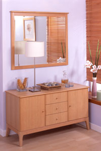 Vale Furniture Sideboard with Drawers