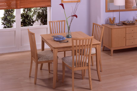 Vale Furniture Small Dining Table