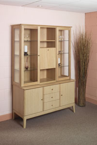 Vale Furniture Wall Unit
